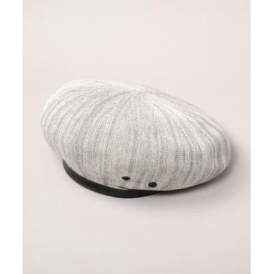 CA4LA / MILITARY BERET C5 MEN 帽子 > ハンチング/ベレー帽
