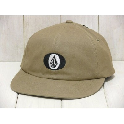 VOLCOM ボルコム キャップ STONE O USA直輸入モデル 帽子