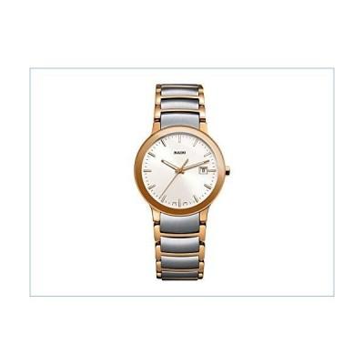 RADO Centrix - R30555103 Two-Tone Silver/Rose Gold One Size並行輸入品