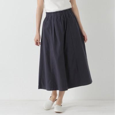 さらっと涼しいギャザースカート