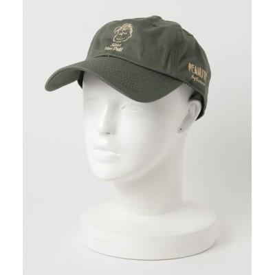 atmos pink / PEANUTS CHARLIE'S FRIENDS FACE TWILL BB CAP MEN 帽子 > キャップ
