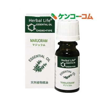 エッセンシャルオイル マジョラム ( 10ml )/ 生活の木 エッセンシャルオイル
