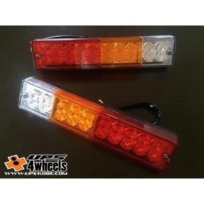 UPS ジムニー LEDテールランプ ライセンス灯 セット #JT-001