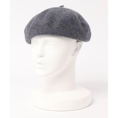 Fun & Daily / F&D : カラーラウンドベレー帽 WOMEN 帽子 > ハンチング/ベレー帽