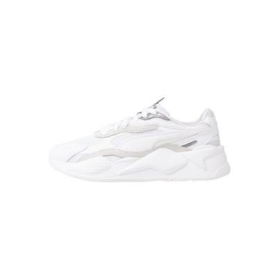 プーマ スニーカー メンズ シューズ RS-X UNISEX - Trainers - white/silver
