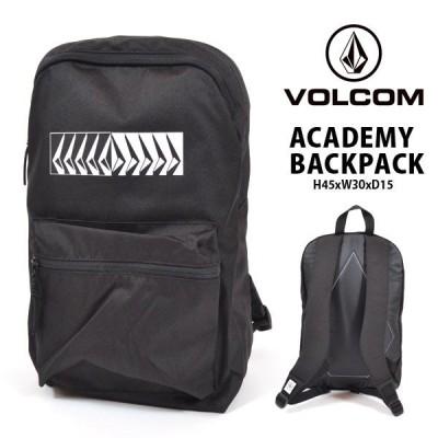 バックパック VOLCOM ボルコム Academy Backpack メンズ 18.5リットル デイパック リュック バッグ かばん D6522003 定番 20%off