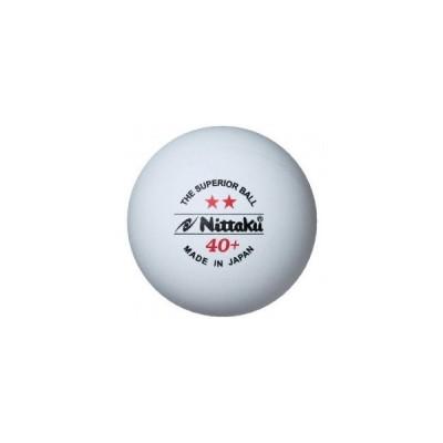 Nittaku プラ 2スター (3個入)