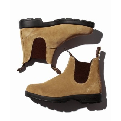 B:MING LIFE STORE by BEAMS / 【OCEANS1月号掲載】Blundstone / Side Gore Suede MEN シューズ > ブーツ