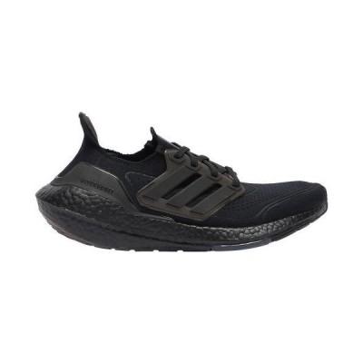 (取寄)アディダス ボーイズ 男の子 シューズ ウルトラブースト 21 - ボーイズ グレード スクール Shoes Ultraboost 21 - Grade School Black Blac 送料無料