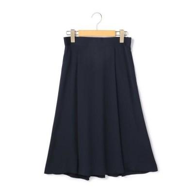KEITH / キース サテンジョーゼット スカート