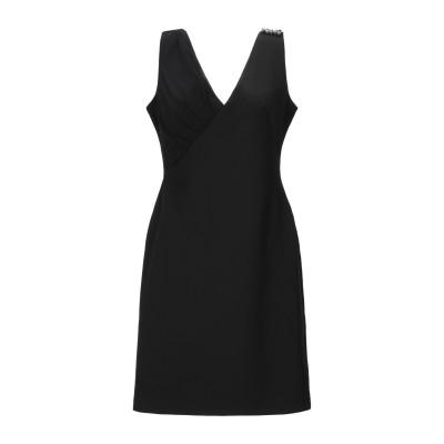 コッカ KOCCA ミニワンピース&ドレス ブラック L ポリエステル 88% / ポリウレタン 12% ミニワンピース&ドレス