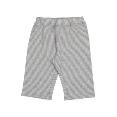 【moujonjon】<日本製>カラー6分丈パンツ