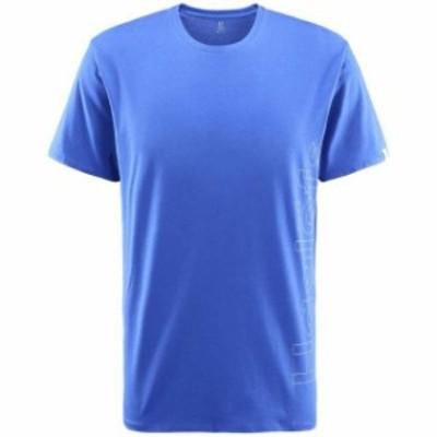 haglofs ホグロフス アウトドア 男性用ウェア Tシャツ haglofs camp