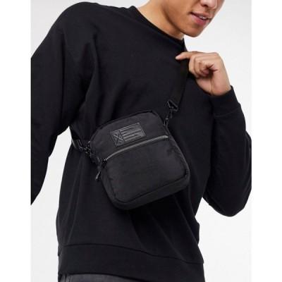 レリジョン Religion メンズ ショルダーバッグ バッグ Nylon Flight Bag ブラック