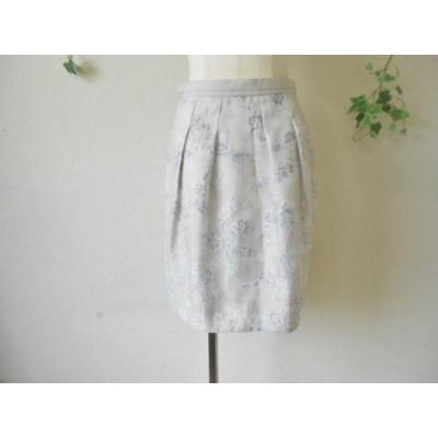 新品 タグ付き 16000円 ジャスグリッティー JUSGLITTY 膝丈 スカート 2