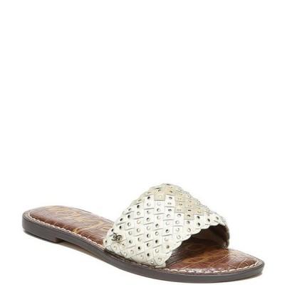 サムエデルマン レディース サンダル シューズ Geraldine Studded Detail Leather Sandals