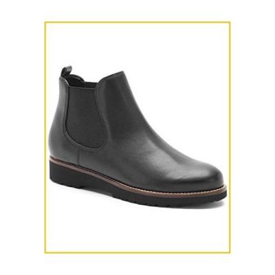 Blondo Roman Waterproof Black Leather 5.5 M
