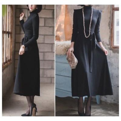 フォーマルワンピース ロングワンピース 黒 マキシ丈 ワンピース 結婚式 ドレス お呼ばれ ワンピース 30代 フレア jm4114