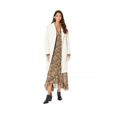 Sanctuary サンクチュアリ レディース 女性用 ファッション アウター ジャケット コート Go Long Teddy Coat - Moonstone