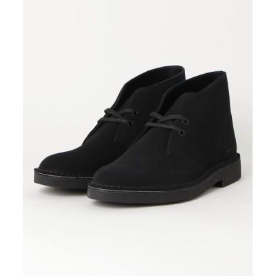 ブーツ Desert Boot 2 / メンズ デザートブーツ2 (ブラックスエード)