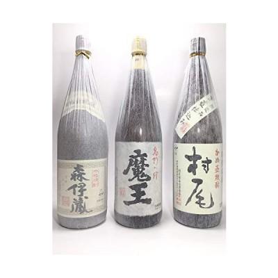 セレクション史上最強芋焼酎福袋3本セット(森伊蔵 村尾 魔王)1800ml3本