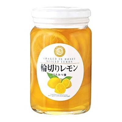 輪切りレモンはちみつ漬1本(420g)