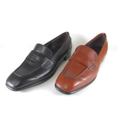 ローファー レディース おしゃれ yoshito meme 靴 ミーム 0301 クロ レッド ブラウン ローファー ドレスシューズ トラッドシューズ 履きやすい靴 レディース