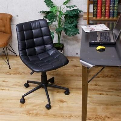 [4/11(日)20時~4H全品P5倍] オフィスチェア パソコンチェア デスクチェア チェアー レザーチェア ブラウン ブラック チェア いす ワーク