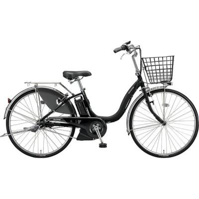 【防犯登録サービス中】送料無料 ブリヂストン 電動アシスト自転車 アシスタ U DX A6XC40 T.Xクロツヤケシ