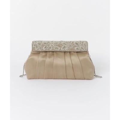 URBAN RESEARCH ROSSO / アーバンリサーチ ロッソ ビーズ刺繍クラッチバッグ