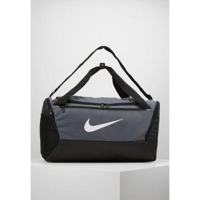 ナイキ ショルダーバッグ メンズ バッグ DUFF 9.0 - Sports bag - flint grey/black/white