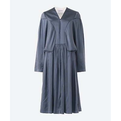 <SITUATIONIST(Women)/シチュエーショニスト> 新宿限定 ドレス BLUE【三越伊勢丹/公式】