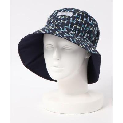 "MOONBAT / LINTON ""レインハット"" WOMEN 帽子 > ハット"
