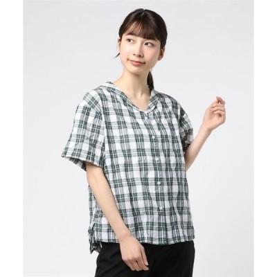 シャツ ブラウス 半袖シャツ