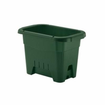 リッチェル 水ラク緑のカーテンプランター ダークグリーン 845 x 290 x 320 mm