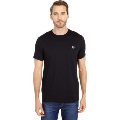 フレッドペリー Fred Perry メンズ Tシャツ トップス Ringer T-Shirt Black