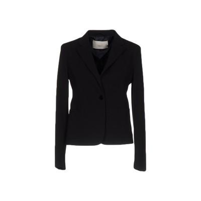 メルシー ..,MERCI テーラードジャケット ブラック 44 ポリエステル 95% / ポリウレタン 5% テーラードジャケット