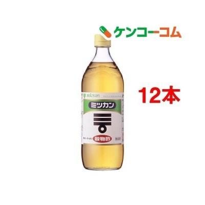 ミツカン 穀物酢 ( 900ml*12本セット )