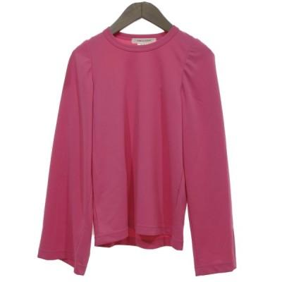 COMME des GARCONS 長袖Tシャツ ピンク サイズ:XS (京都店) 200330