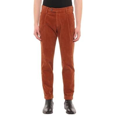 MICHAEL COAL クラシックパンツ ファッション  メンズファッション  ボトムス、パンツ  その他ボトムス、パンツ ブラウン