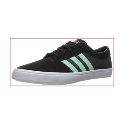 adidas Originals Men's Sellwood Fashion Sneaker Running Shoe, Core Black/Ice Green DGH Solid Grey, 11.5 M US【並行輸入品】