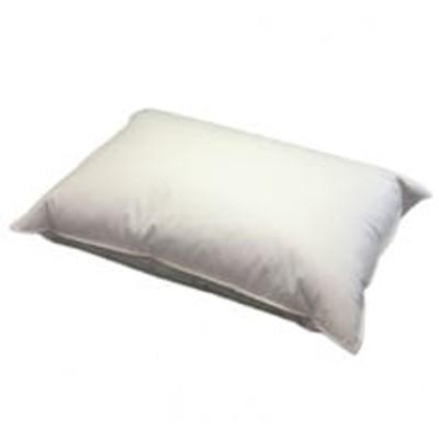 ちょっと低めの羽根枕(高さ4cm)