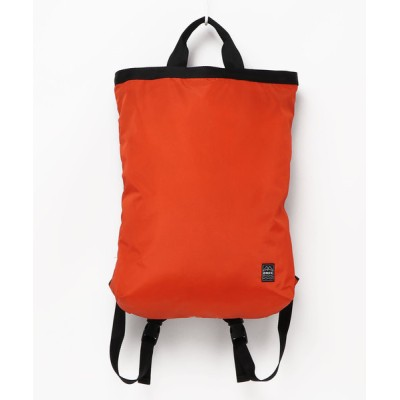 FUZZBOXX / Tote Pack - 420D Nylon WOMEN バッグ > バックパック/リュック
