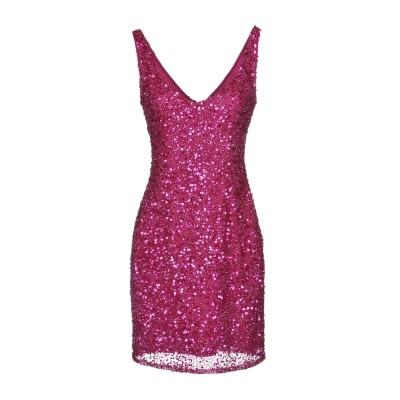 フレンチコネクション FRENCH CONNECTION ミニワンピース&ドレス フューシャ 10 ナイロン 100% ミニワンピース&ドレス