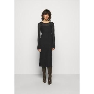 バイマレンバーガー レディース ワンピース トップス OPHELIAS - Jumper dress - black black