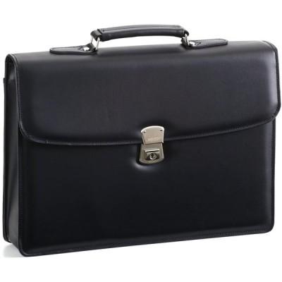 合皮製かぶせクラッチバッグ(大)B4サイズ対応・日本製・豊岡製23466-01クロ