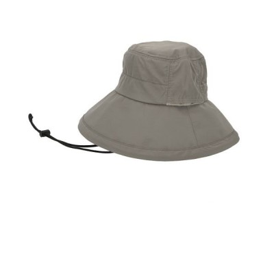 (BACKYARD/バックヤード)WATER REPELLENT WIDE BRIM HAT TYO-042/レディース グレー