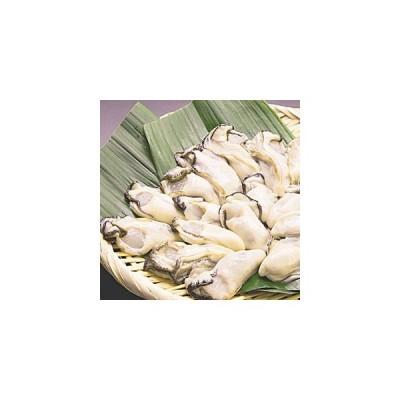 広島産 牡蠣 1kg 送料無料 たっぷり食べごたえアリ約50粒 かき カキ