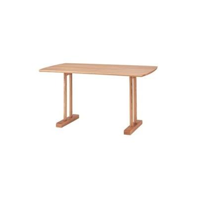 ダイニングテーブル [エコモ] W120×D75×H68 HOT-153NA