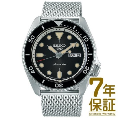 【特典付き】【正規品】SEIKO セイコー 腕時計 SBSA017 メンズ Seiko 5 Sports セイコーファイブ Suits Style メカニカル 自動巻